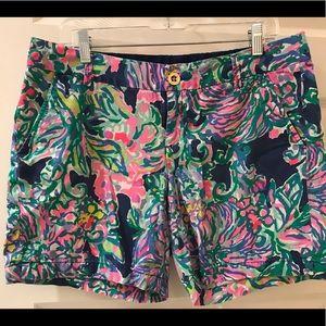 Jayne Shorts Exotic Escapade • Sz 10 • GUC